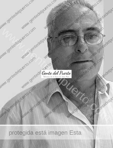 José Galán. Hermano Mayor del Carmen