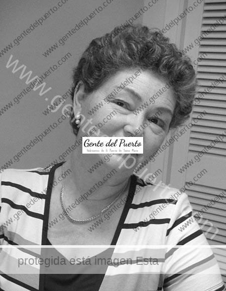Consuelo Romero. Presidenta ADISPOR