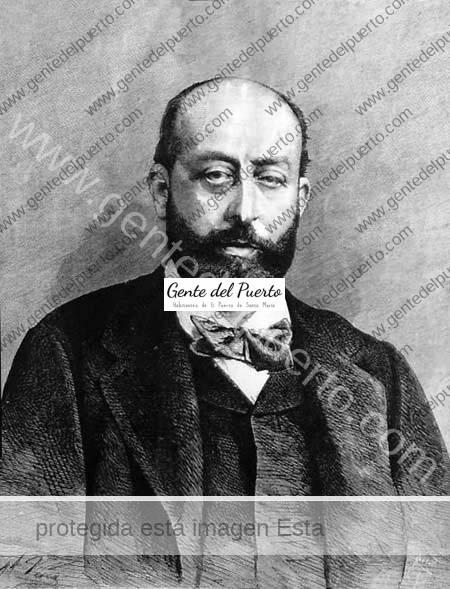 José Luis Albareda y Sezde. Plumilla de La Ilustración Española y Americana