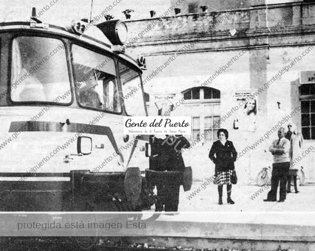66 carolina el don de lenguas gente del puerto - Tren el puerto de santa maria madrid ...