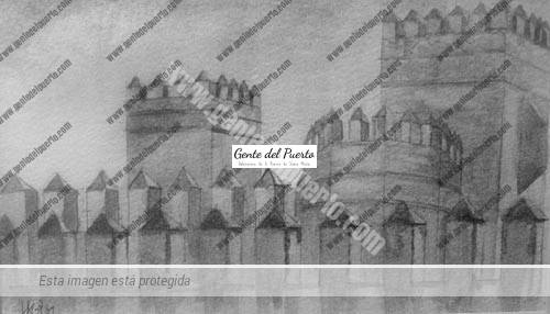 castillo_dibujo_puertosantamaria