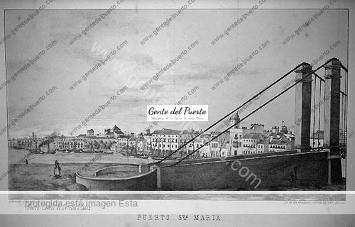 litografia_1864_puertosantamaria