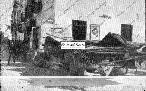 camion empotrado 1963 Rasero abc puertosantamaria