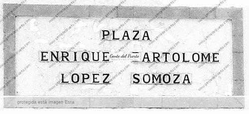 plazaenriquebartolome_rotulo_puertosantamaria
