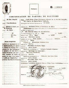 certificadobautismomachado