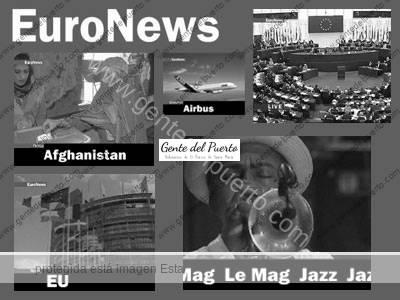 Con Euronews podemos estar al día y mejorar nuestros conocimientos de idiomas extranjeros