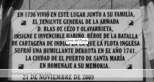 blasdelezo_placa_puertosantamaria