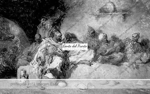 FranciscoLameyeryBerenguer_-_Interior_con_moros