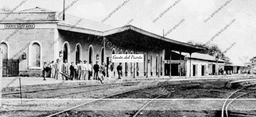Club ferroviario jerezano - Estacion de tren puerto de santa maria ...