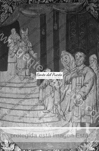 03 Maria presentada a Templo