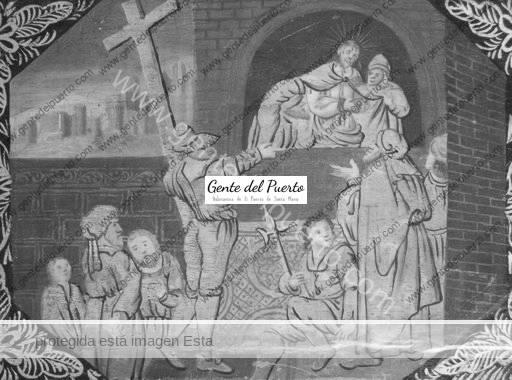 10 Pidiendo su crucifixion ante Pilatos