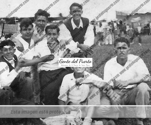 feriaganado1957_josegrado_puertosantamaria