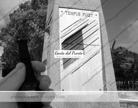 tempus_fugit_puertosantamaria