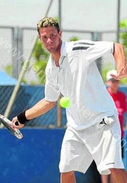 Ricardo ojeda lara campe n de espa a junior de tenis gente del puerto - Cita medico puerto de santa maria ...