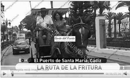 Espa a directo el puerto ruta de la fritura gente del puerto - Tren el puerto de santa maria madrid ...