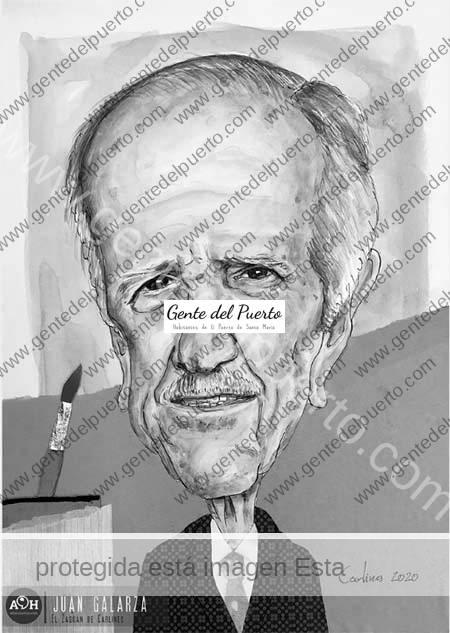 1.399. JUAN GALARZA CABRERA. Caricaturista y otros dominios de la pintura.