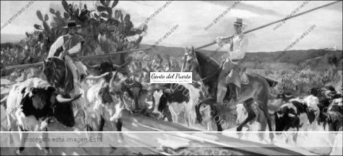 Joaquin_Sorolla_EL_ENCIERRO