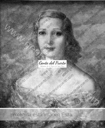 retratodegloria_ochoa_puertosantamaria