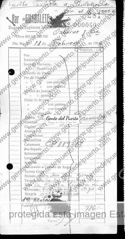 vueltaciclistaandalucia-1966_puertosantamaria