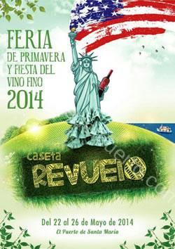 cartelcasetarevuelo2014_puertosantamaria