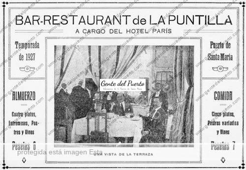 lapuntilla_hotelparis_puertosantamaria