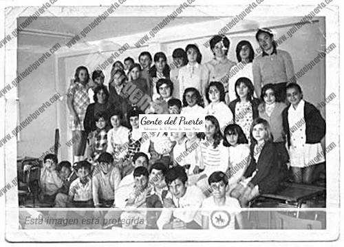 alumnos_panterarosa_1974_puertosantamaria