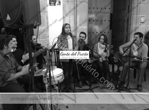 La familia de los reyes flamenco como en casa - La casa del electricista bilbao ...