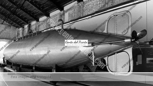 Submarino-Peral-Museo-Naval-cartagena