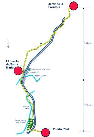 itinerario_elpuertojerez_cds_puertosantamaria
