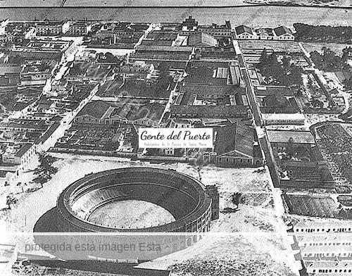 plazadetoros_1940_puertosantamaria