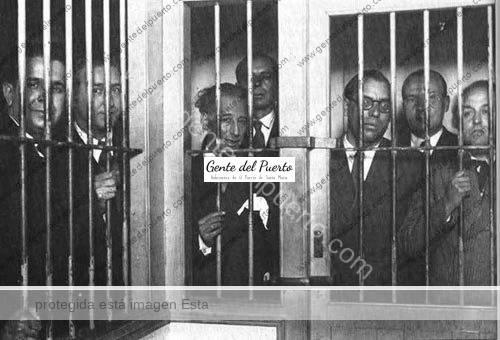 2.382. Luis Companys Jover. El presidente independentista de la Generalidad, que estuvo preso en el Penal de El Puerto.