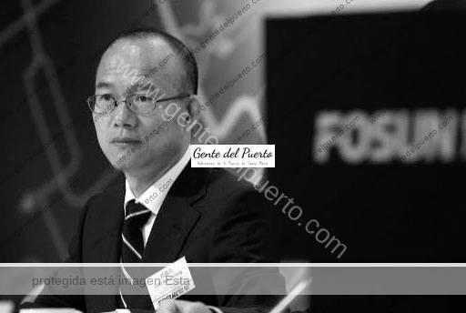 2.659. Guo Guangchang. Desaparece el presidente chino del Grupo Fosun, propietario del 20% de Osborne.