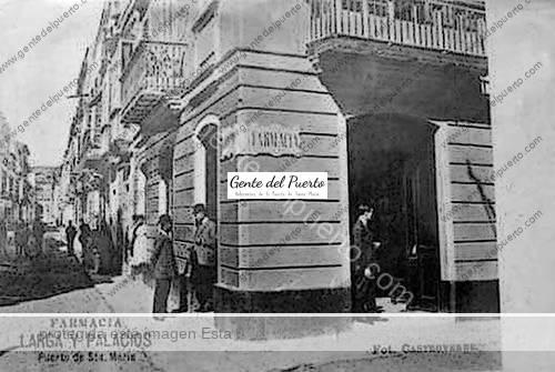 farmaciaviqueira_sigloxx_puertosantamaria