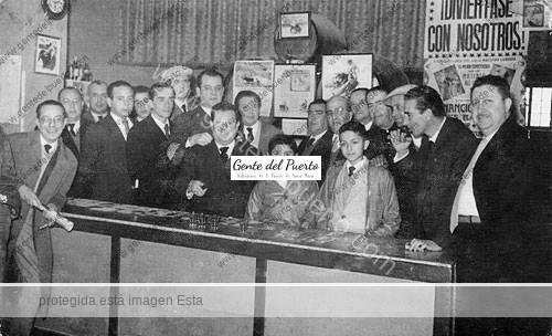 2.734. Homenaje al pintor Juan Lara, en la Peña Casa Lucas.