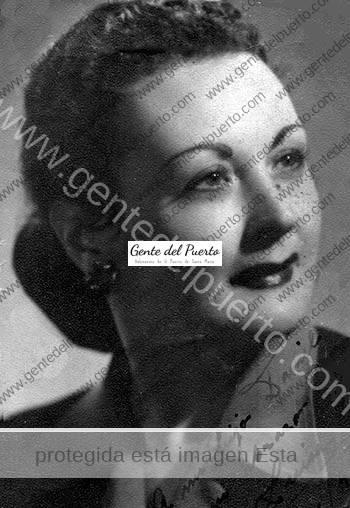 2.754. María Luis Rendón Martell. Homenaje en el Día de la Mujer Trabajadora.