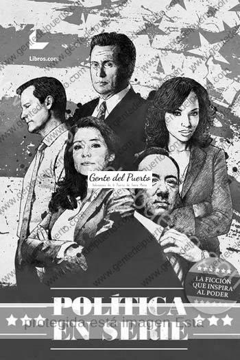 2.767. Julio Otero y Diana Rubio. Editores del libro 'Política en Serie'