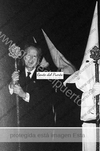 2.764. Ramón Bayo Valdés. El año que no lo dejaron procesionar.