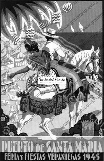 feria-1945-el-puerto-de-santa-maria