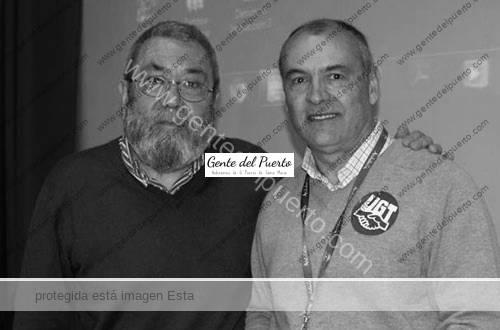 2.777. Manuel Justo Morales. Responsable de Juego en UGT Andalucía.