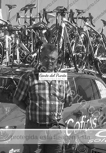 2.788. Manuel Piñero, 'el Gordo'. Luto en el ciclismo local.