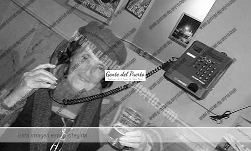2.787. María Josefa Neto Cárave. Mi Tía Pepa y yo.