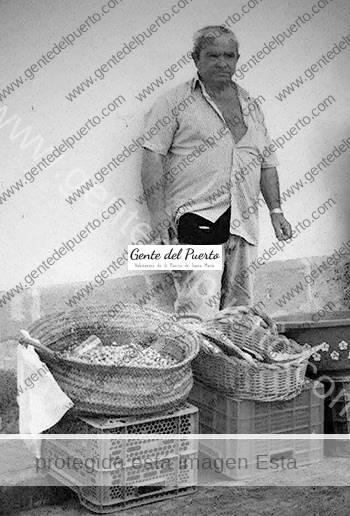 2.830. Jose Antonio Contreras Merino. 'El Vareta' o 'el Coquinero'. A su buena memoria.