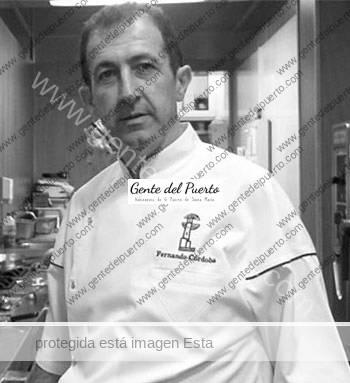 2.809. Fernando Cordoba. El Faro de El Puerto premiado por su defensa de la dieta mediterránea.