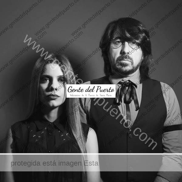2.813. La banda Furia Trinidad, en el Festival Sonidos Líquidos de Lanzarote.