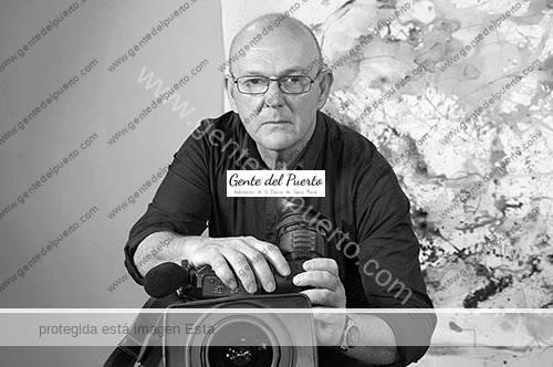 2.827. Juan Luis Morillo Sánchez. Cámara de Canal Sur Televisión.
