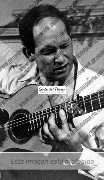 2.857. Antonio Núñez Buhigas. Guitarrista.
