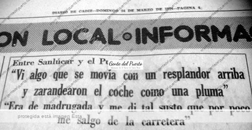 2.834. Cristóbal Muñoz Romero. Aquel extraño humanoide del chofer del presidente de la Diputación Provincial.