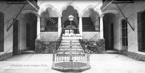 2.837. Josefa Mónica Pacheco Bustios. La esposa de Blas de Lezo y la Casa de la Gobernadora.
