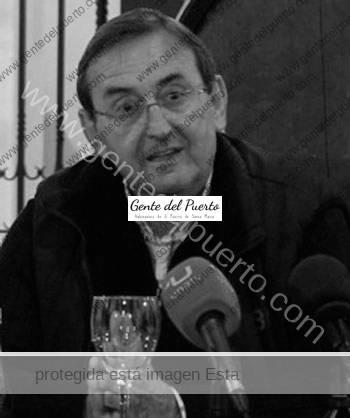 2.856. Pepe Serrato Barragan. A la memoria del Hijo Adoptivo de El Puerto.