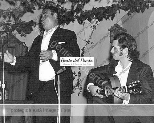 2.878. José Almendro Vías. Eliseo de El Puerto, un noble del flamenco.